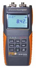 PRO OLM-202A OLM-202B Optical Loss Multimeter