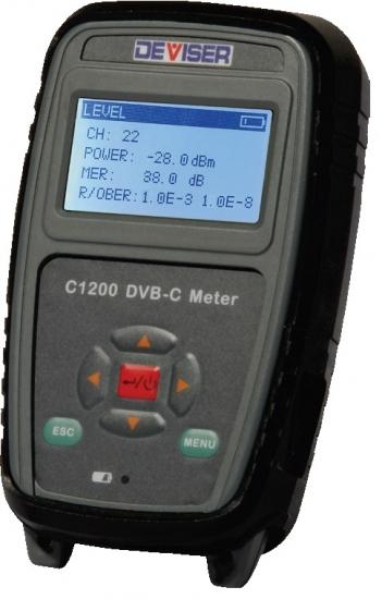 Micco Technologies - RF Signal Level & QAM Meters
